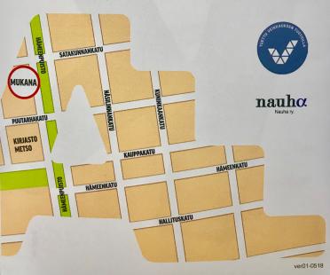 Kartta Mukana